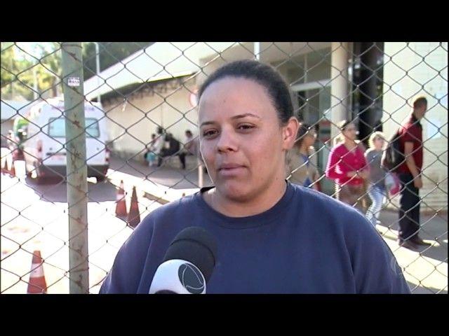 Pacientes de hospital de Brasília improvisam para não tomar banho gelado