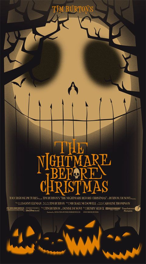 Halloween, All Hallows Eve, Trick or Treat, Witch, Goblin, Ghost, Black Cat, Bat, Skull, Ghouls, Scarecrow, Grim Reaper, Jack-O-Lantern, Pumpkin, Spooky, Scary, Haunting, Creepy, Frightening, Full Moon, Autumn, Fall, Magic Potion, Spells, Magic - Nightmare Before Christmas
