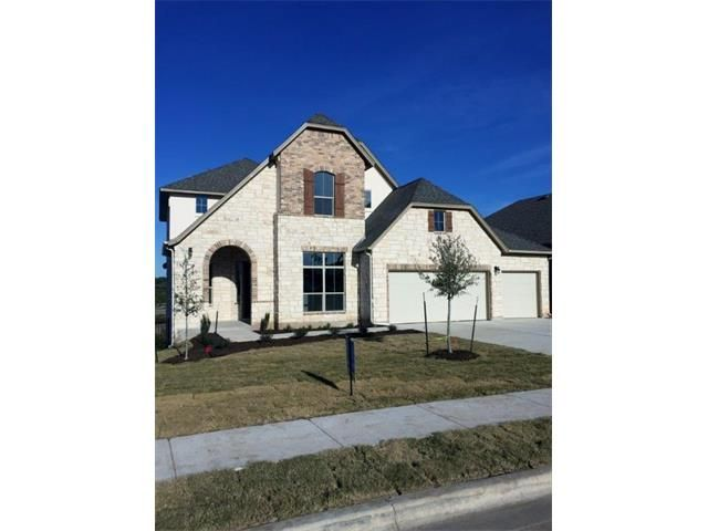 Beautiful new construction in coveted Lake Travis ISD. Backs to greenbelt with stunning views for miles! Retreat-like home with over $50K in additional high end upgrades! Walking distance to Elementary. Multi-Million Dollar Amenity Center with amazing lap pool, water park, basketball court and soccer fields with Hill Country views. http://www.southaustinagent.com/property/tx/spicewood/78669/west-cypress-hills/5808-sabino-dr/55d776161c740b0acb000235/