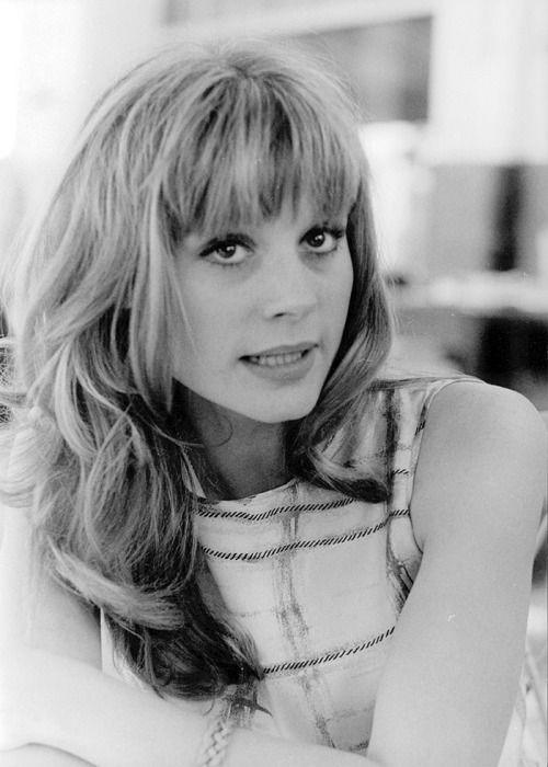 Françoise Dorléac in Cannes, 1964.