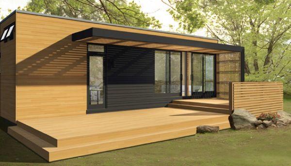 IS-ARQuitectura | Casas prefabricadas de madera