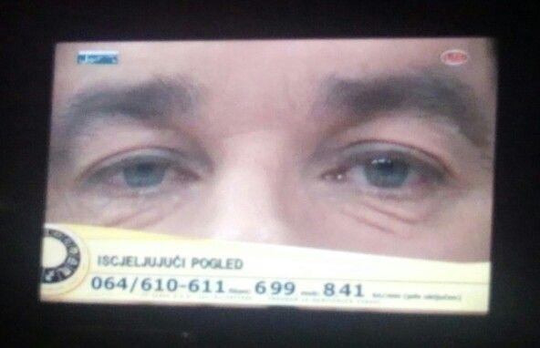 Iscjeljujući pogled na tv jadran