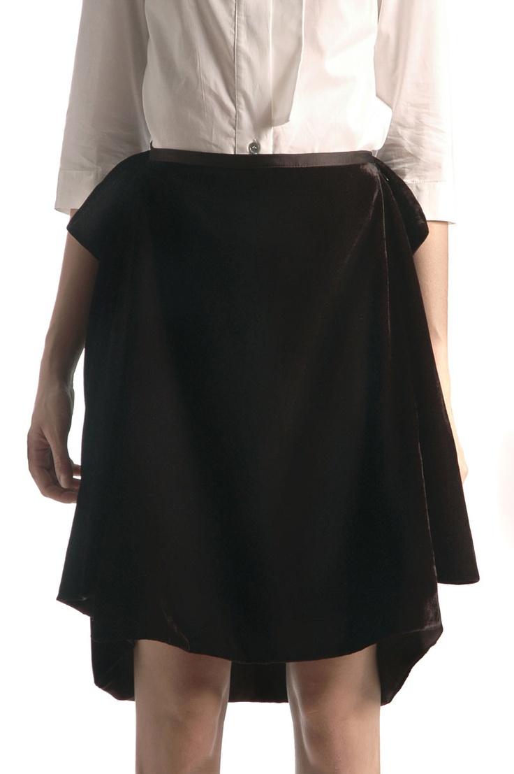 Venette Waste - Waste Couture - Warhorse skirt