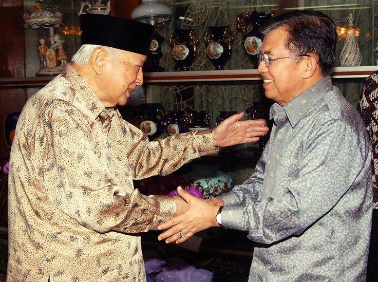 Pak Harto: Pak Jusuf Kalla, Tolong Jaga Negeri Ini