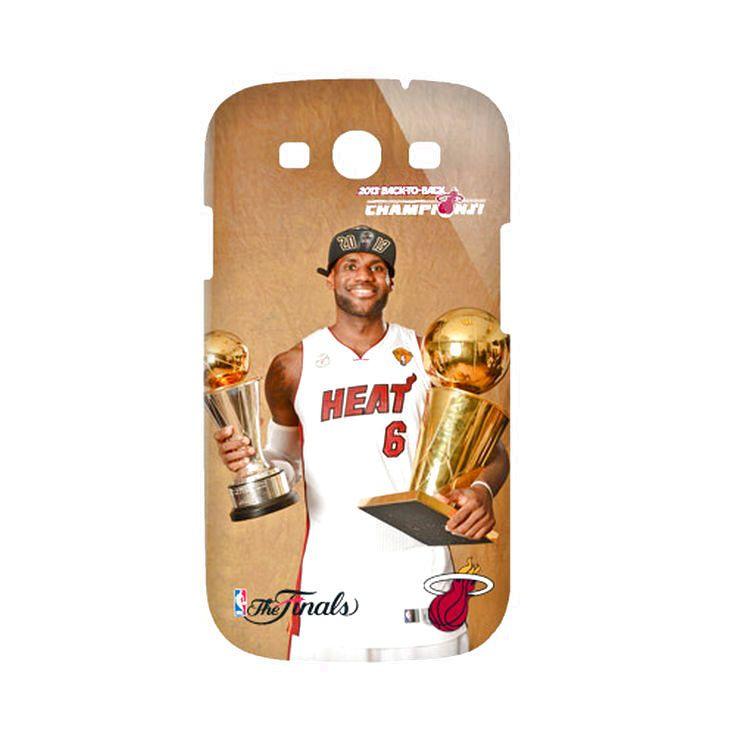 LeBron James Miami Heat 2013 NBA Finals Champions MVP Galaxy SG3 Case - $13.29