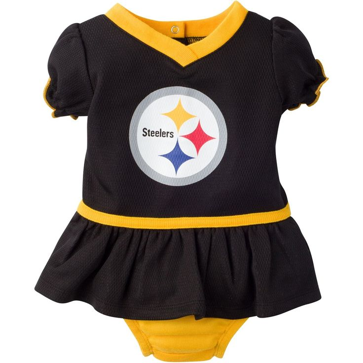 Steelers Baby Clothes Inspiration Pittsburgh Steelers Jersey Baby