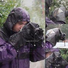 Altura Photo Rain Cover Protective Waterproof Gear for Canon Nikon Pentax DSLR