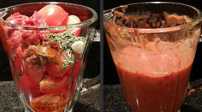 Tomatensaus zelf maken
