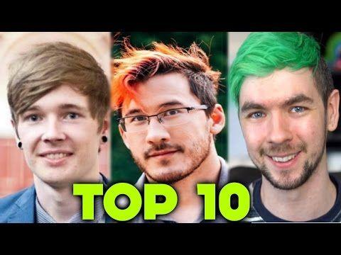 Top 10 RICHEST YouTubers of 2016 (DanTDM, EthanGamerTV, Guava Juice, Markiplier, Jacksepticeye) - YouTube