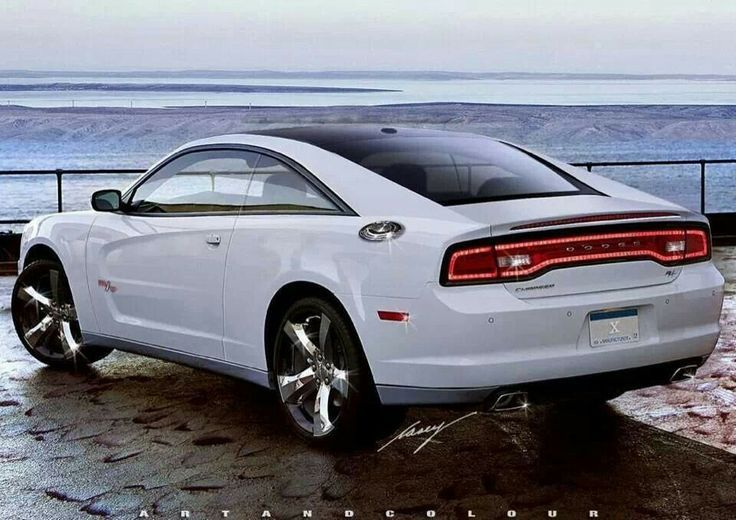 Two door Charger!