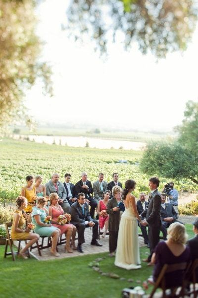 Small Weddings...I Really Like This Idea. A Moment To Really Spend