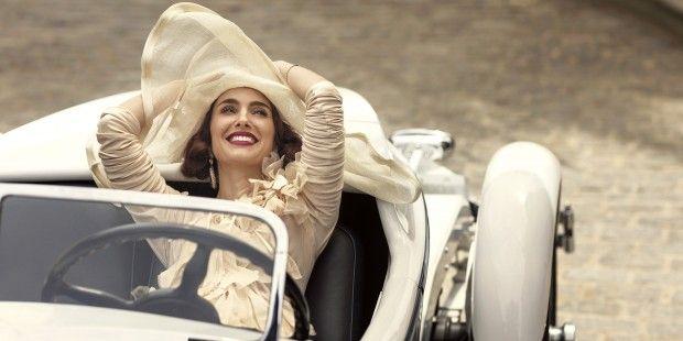 NATALIE PORTMAN EM 50 TONS DE ROSA NA REVISTA BAZAAR US - Fashionismo