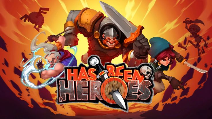 Has-Been Heroes Review - Worth Hiring - http://techraptor.net/content/has-been-heroes-review-worth-hiring | Game Reviews, Gaming