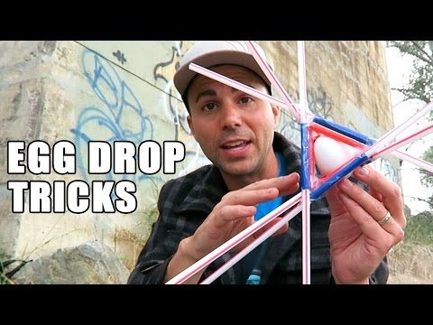 Watch 5 ways to win your high school physics class egg drop @ Komando Video