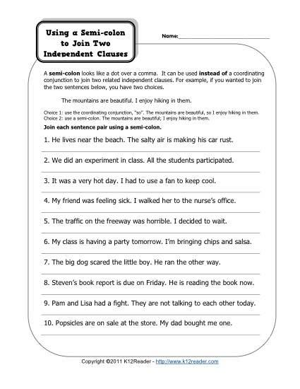 17 best ideas about semicolon use on pinterest use of semicolon sentences in english and. Black Bedroom Furniture Sets. Home Design Ideas