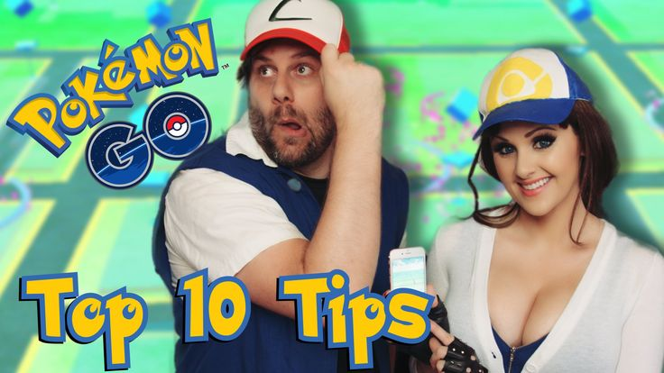 Top 10 Pokemon Go Tips and Hacks - #PokemonGo