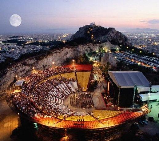 GREECE CHANNEL | Lycabettus Theatre