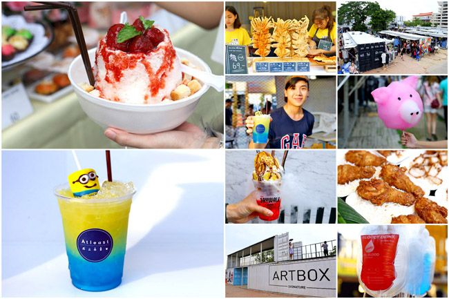 The Ultimate Artbox Thailand Food Guide - Food & Drinks At Bangkok's Container Market