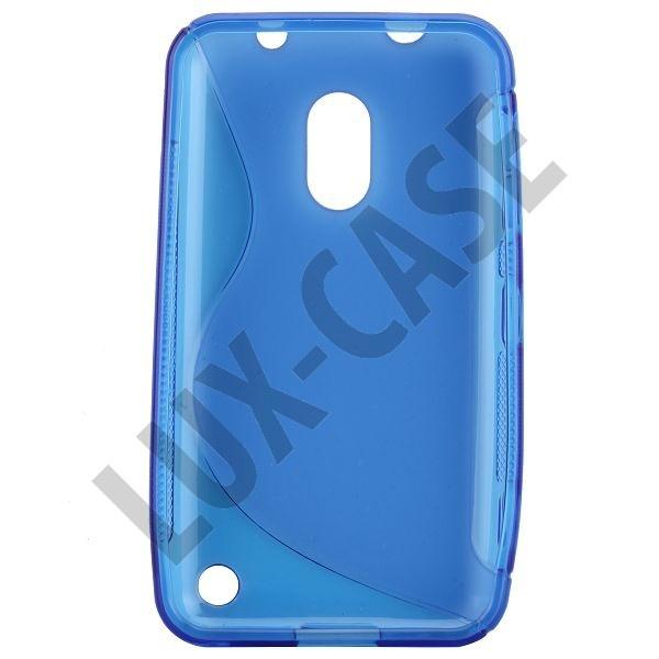 Nokia Lumia 620 Suojakotelo (Tummansininen)