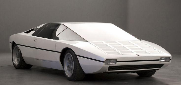 1974 Lamborghini Bravo Lamborghini Pinterest