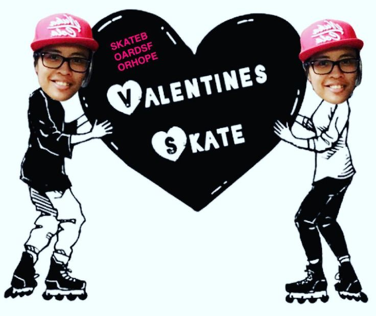 Happy Valentine's Day to all the skaters haters and good love  makers. #skateboardsforhope #cupid #cupidsrevenge #valentines #valentinesday #heart #antivalentinesday #skatergirl #haters #skateboarder #skateboarding #memes #valentinesskate #girlswhoskate #sk8divas