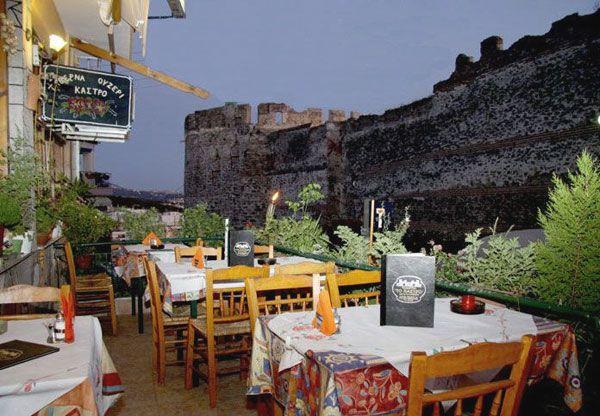 The Kastro Tavern-Ouzeri, Ano Poli, Thessaloniki