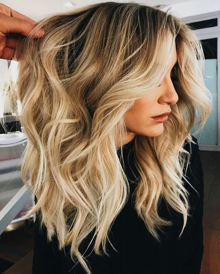Épinglé par Ariane Bélanger sur cheveux Coiffure blonde