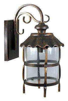 Уличный настенный светильник Бари G5802S