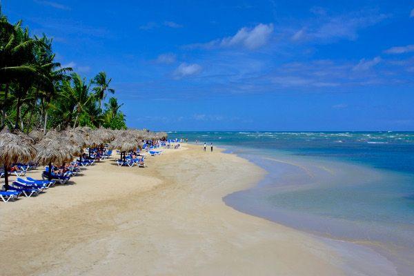 Entre plage de sable blanc et eau turquoise, la péninsule de #Samana est un paradis. #Voyage #Vacances #RepubliqueDominicaine