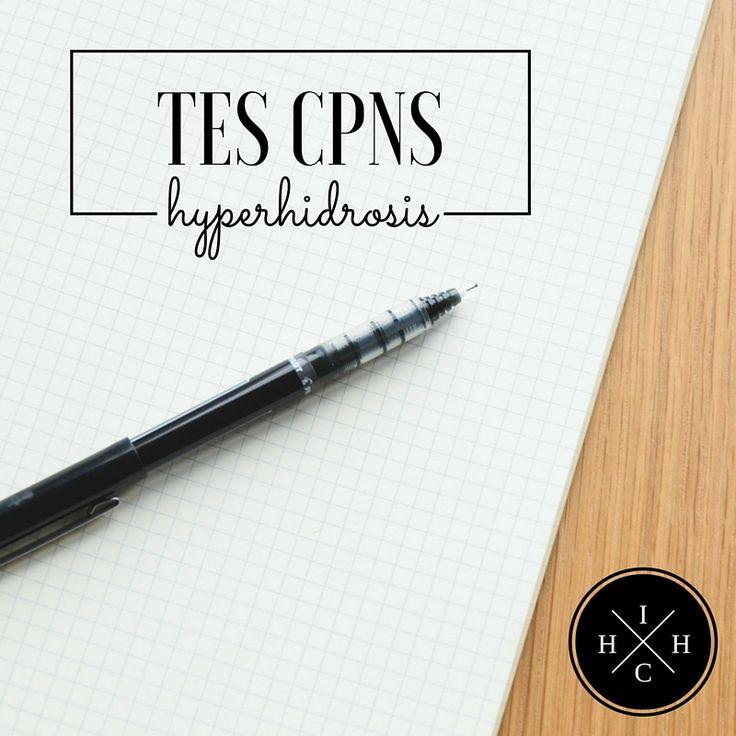 Kisah Nyata Penderita Hyperhidrosis Indonesia : Gagal Tes CPNS Karena Keringat Di Tangan