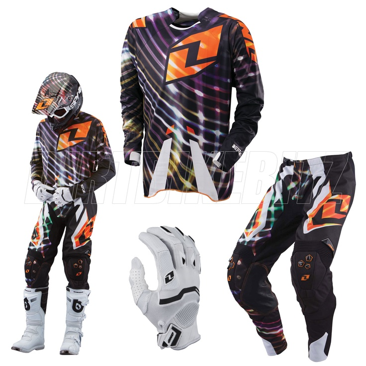 2013 one industries decon motocross kit combo lightspeed. Black Bedroom Furniture Sets. Home Design Ideas