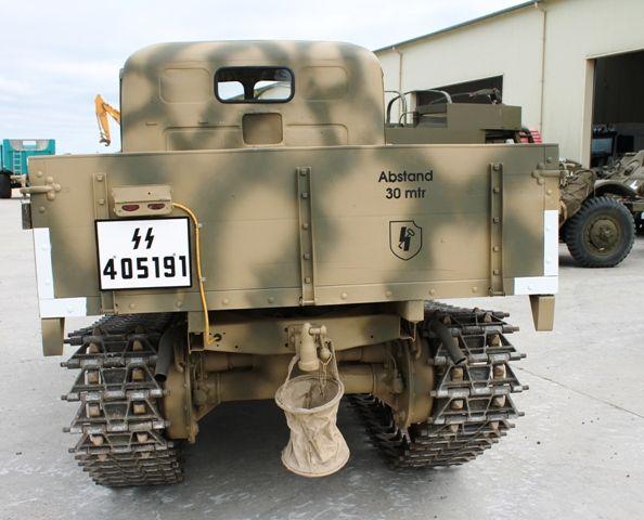 Steyr R.S.O - военные классические автомобили
