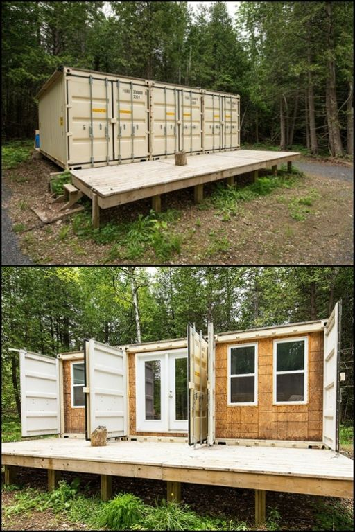 Shipping Container Cabin Design 41 best shipping containers images on pinterest | shipping