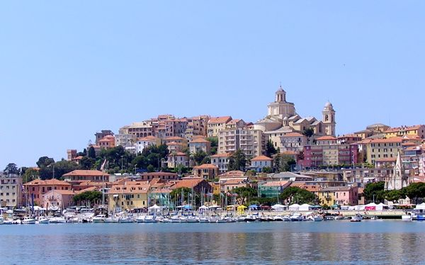 Imperia! Another beautiful costal city where I lived.