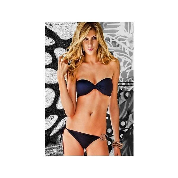 Poko Pano Cristalina Bikini ($122) found on Polyvore