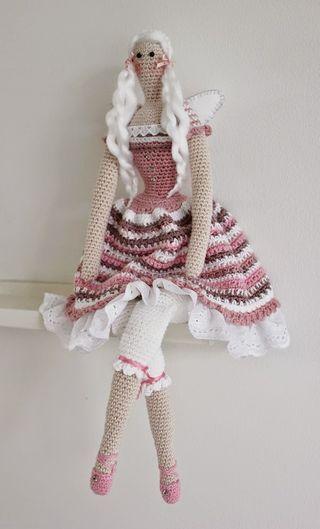 Virkade Tilda dockor (Skapa och inreda)