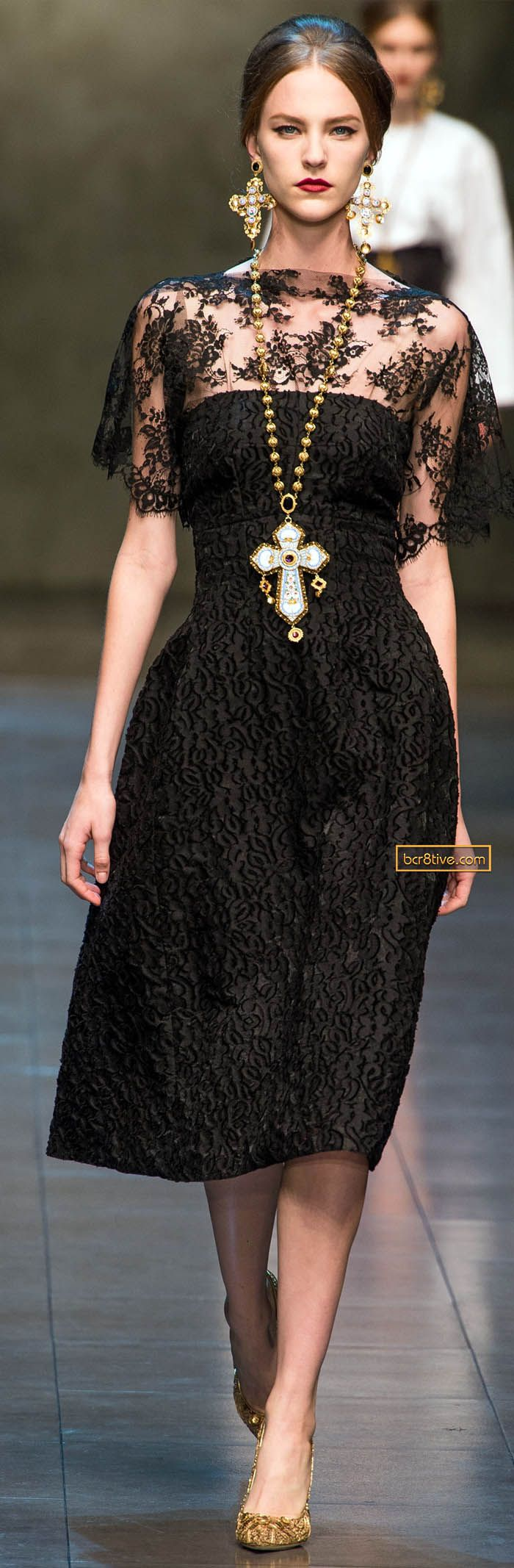 Dolce & Gabanna Fall Winter 2013-2014