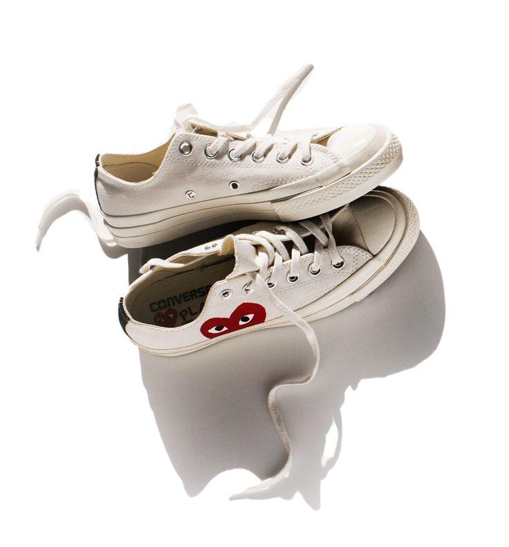 Comme Des Garçon Sneakers / Garance Doré Goods