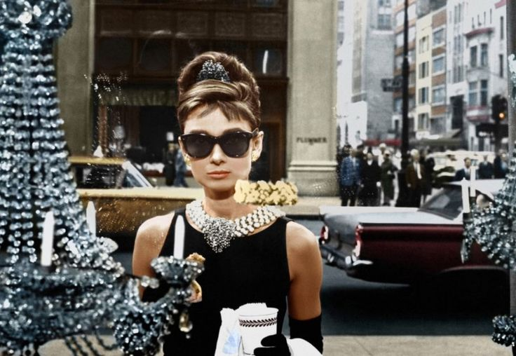 The Most Fashionable Films | Breakfast at Tiffany's, 1961