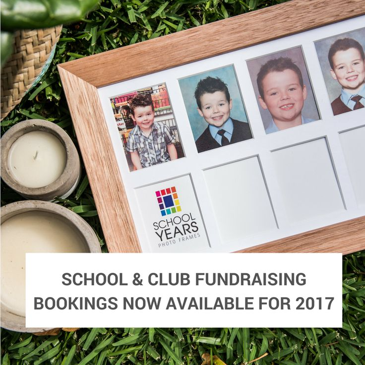 School & club fundraising now available! Email us for info info@schoolyearsphotoframes.com.au