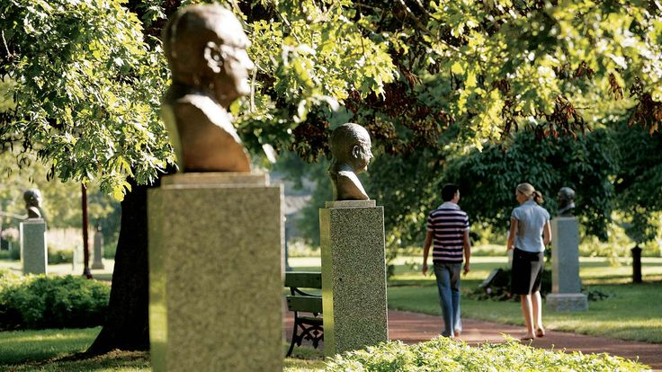 Ballarat Botanical Gardens, Goldfields, Victoria, Australia