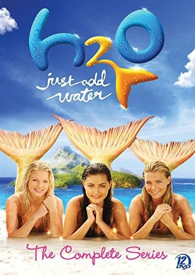 Cariba Heine & Claire Holt & Jeffrey Walker & Colin Budds-H2O: Just Add Water - The Complete Series