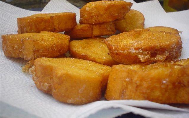 Receita de Rabanadas Embebidas em Calda | Doces Regionais