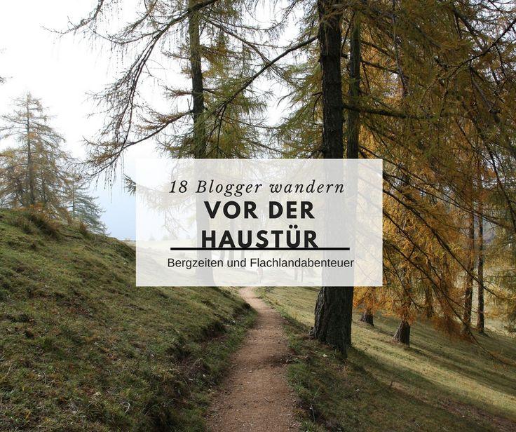 Wandertipps von Bloggern