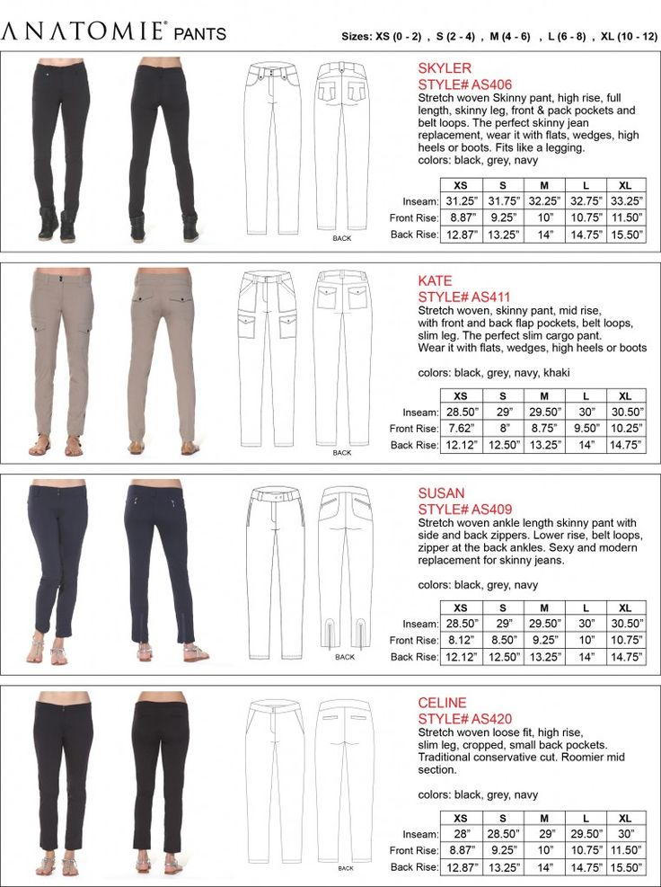 Dorable Anatomie Travel Pants Gallery - Human Anatomy Images ...