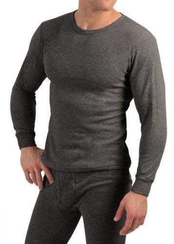 Herren Thermo Unterwäsche - Hose oder Hemd wählbar - warm, weich und atmungsaktiv - 3 Farben zur Auswahl