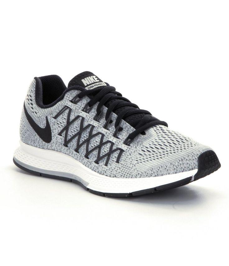 Pure Platinum/Dark Grey/Black:Nike Air Zoom Pegasus 32 Women´s Running Shoes
