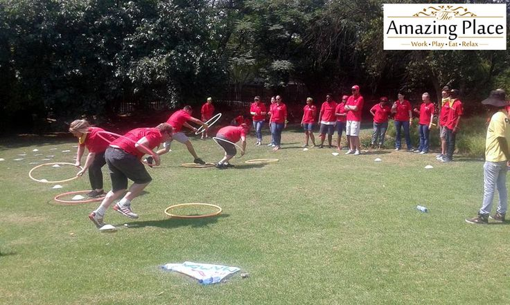 The Amazing Place hosted a team from Lexis Nexis for a day of team building which included a light lunch. The theme for the day was Tribal Survivor where teams compete against each other in various… #LexisNexis #TeamBuilding #Sandton