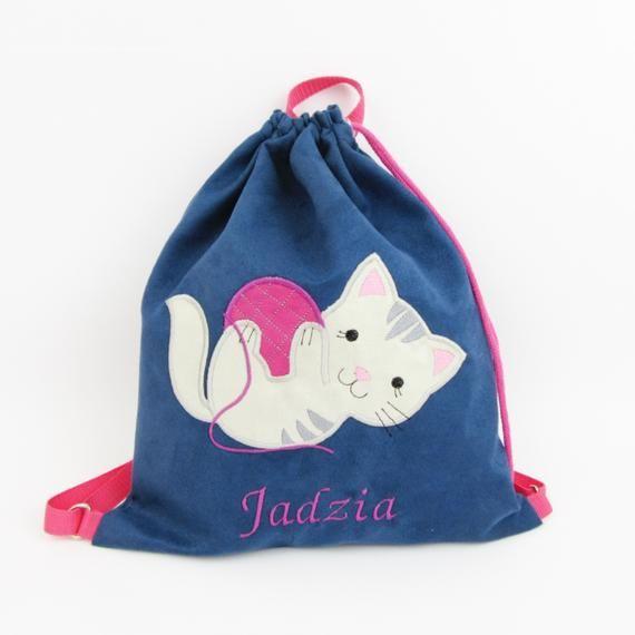 Plecak Z Kotkiem Worek Z Kotkiem Plecak Przedszkolaka Plecak Z Imieniem Worek Na Buty Personalizowany Prezent Personalizowany Plecak Baby Gifts Etsy Bags