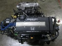 JDM Engine Corp Engine Details - JDM B16A OBD0 Engine Swap for the Honda